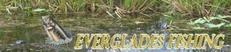 Everglades fishing, Florida everglades fishing, everglades