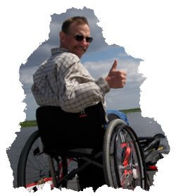Wheel Chair does not limit you, only provides your own fishing chair!
